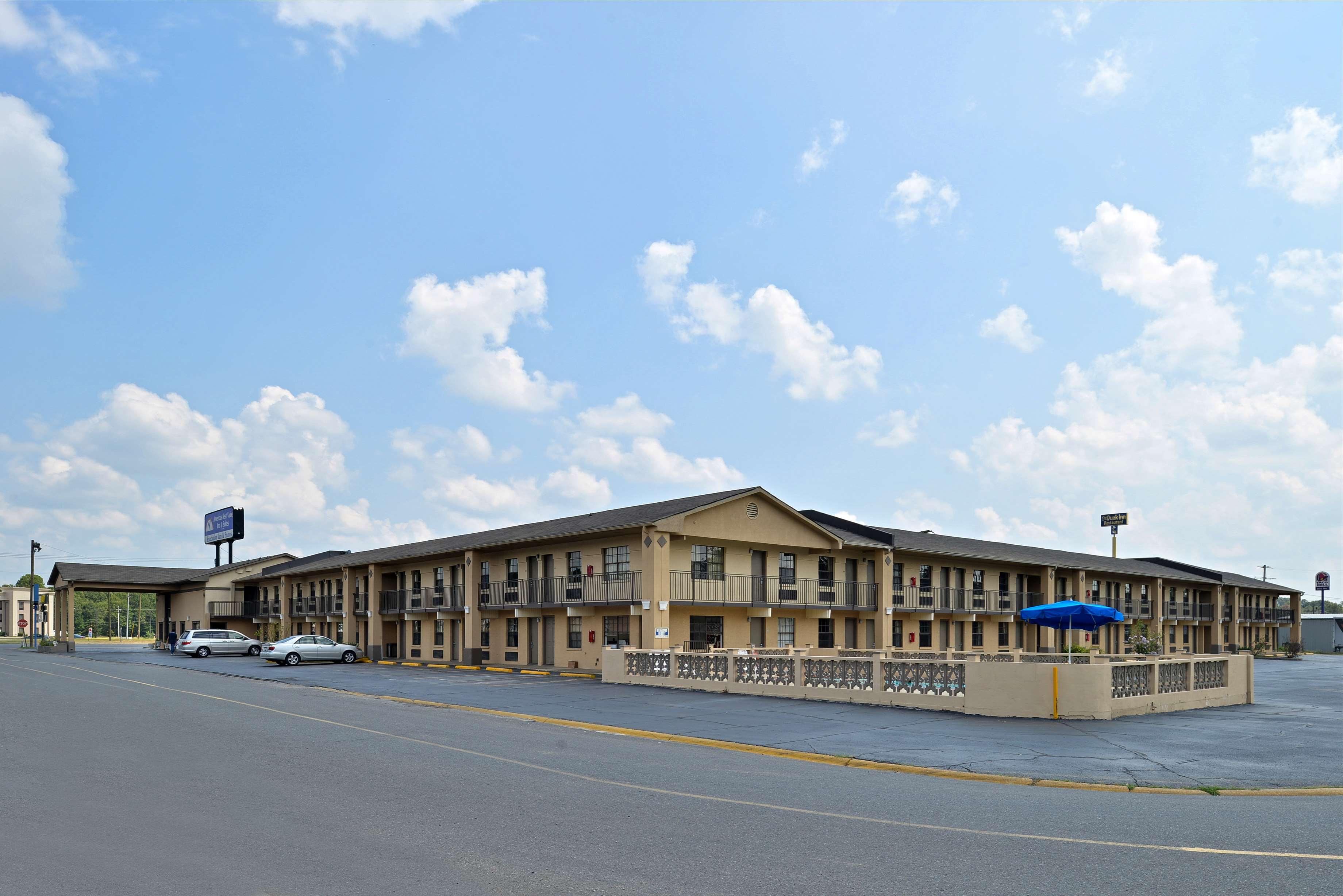 Motel  Caddo Valley Ar