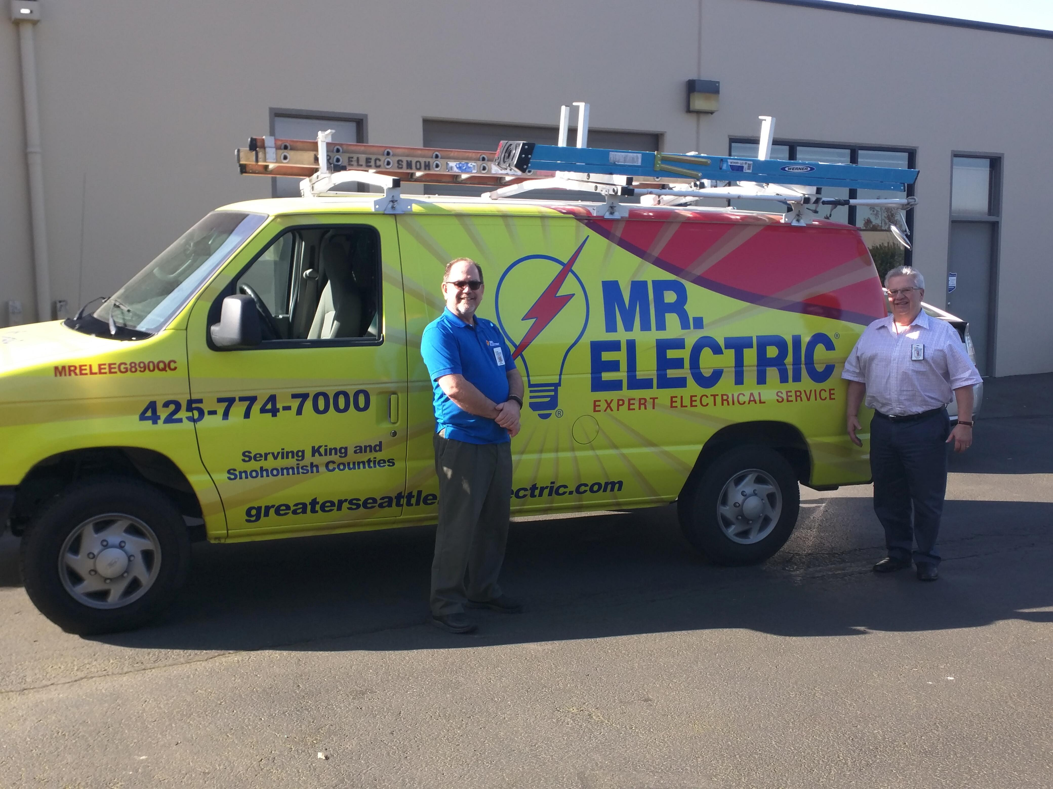 Mr. Electric of Snohomish County