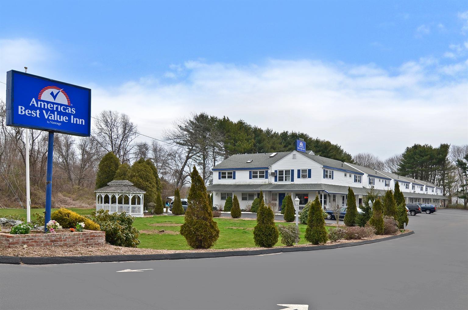 Americas Best Value Inn  Mystic  Stonington