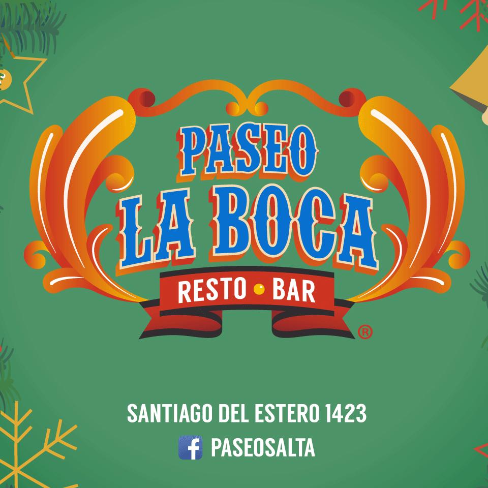 PASEO LA BOCA RESTO BAR SANDWICH
