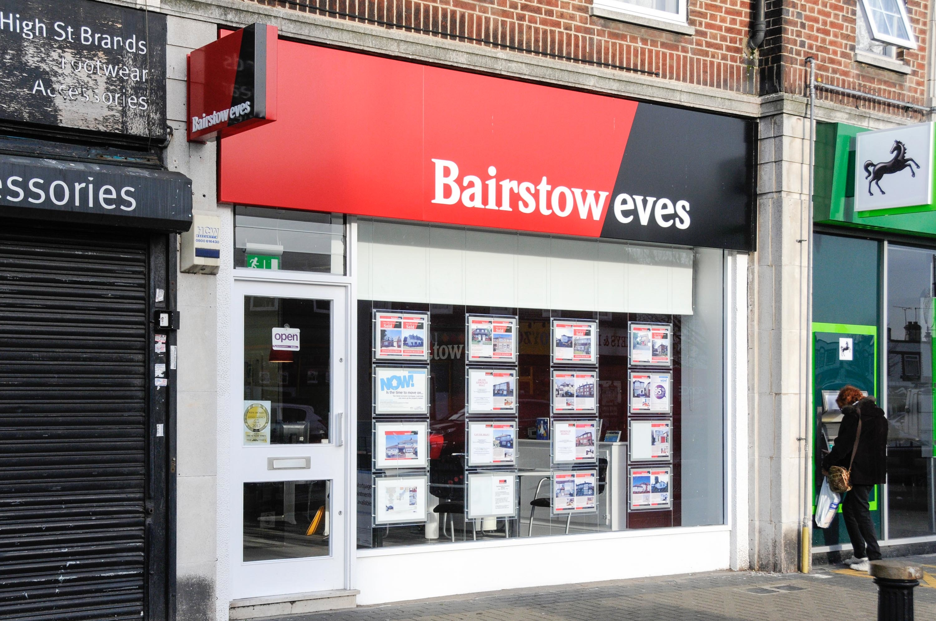 Bairstow Eves Estate Agents Collier Row