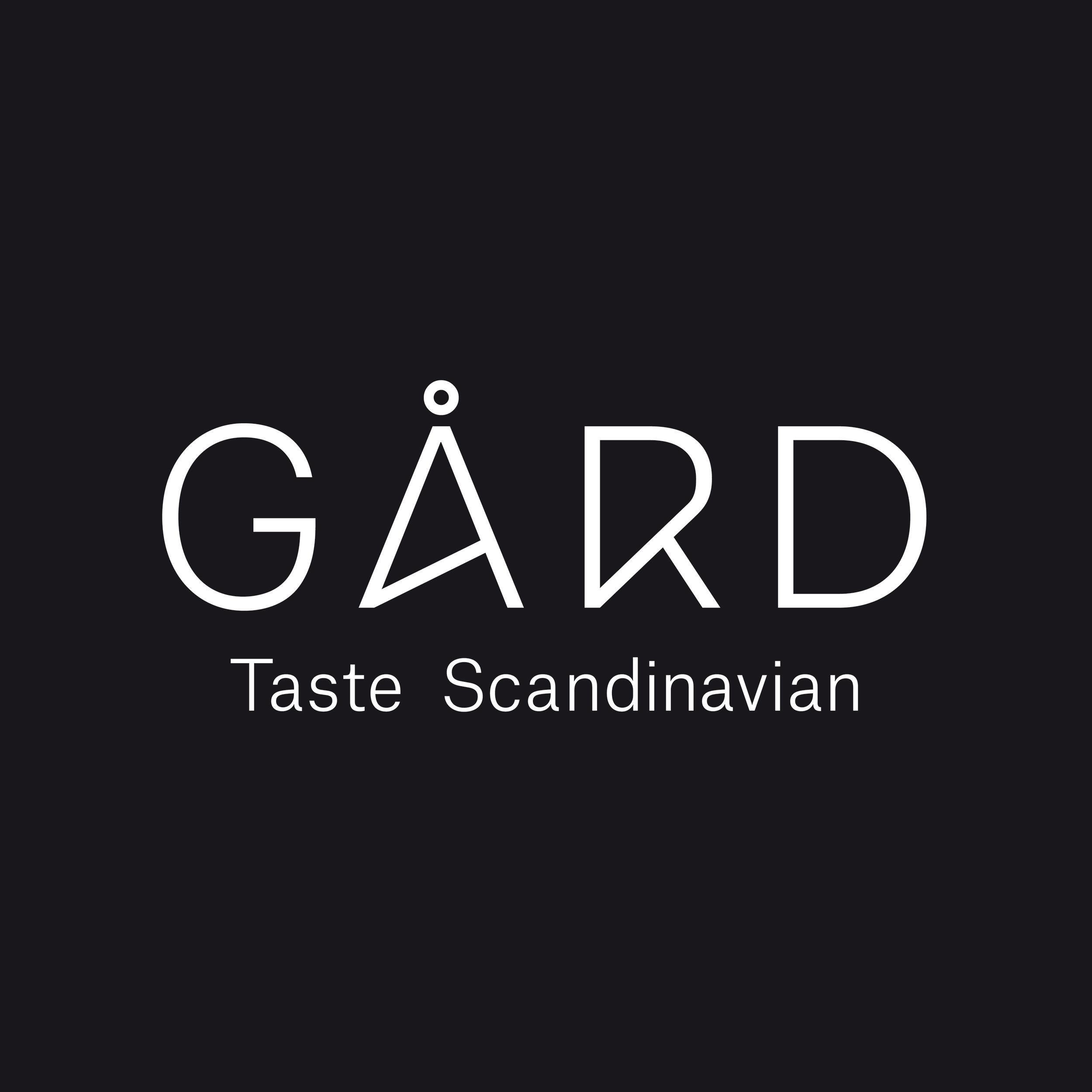 GÅRD Taste Scandinavian Brussels