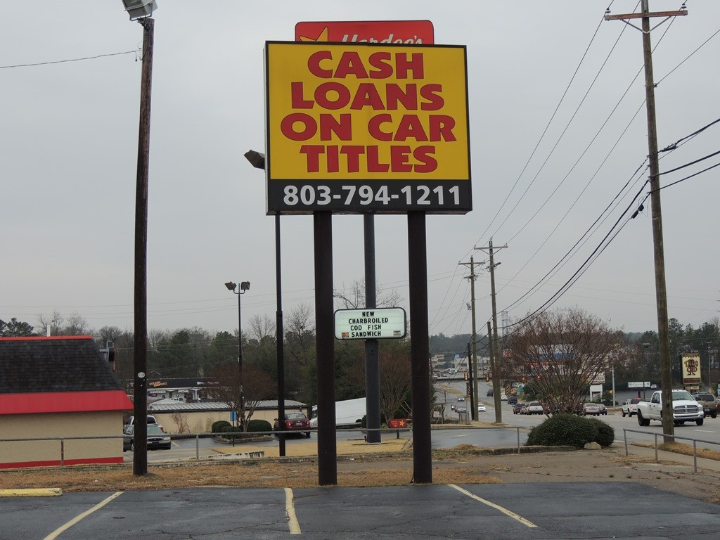 Car Title Loans North Charleston Sc