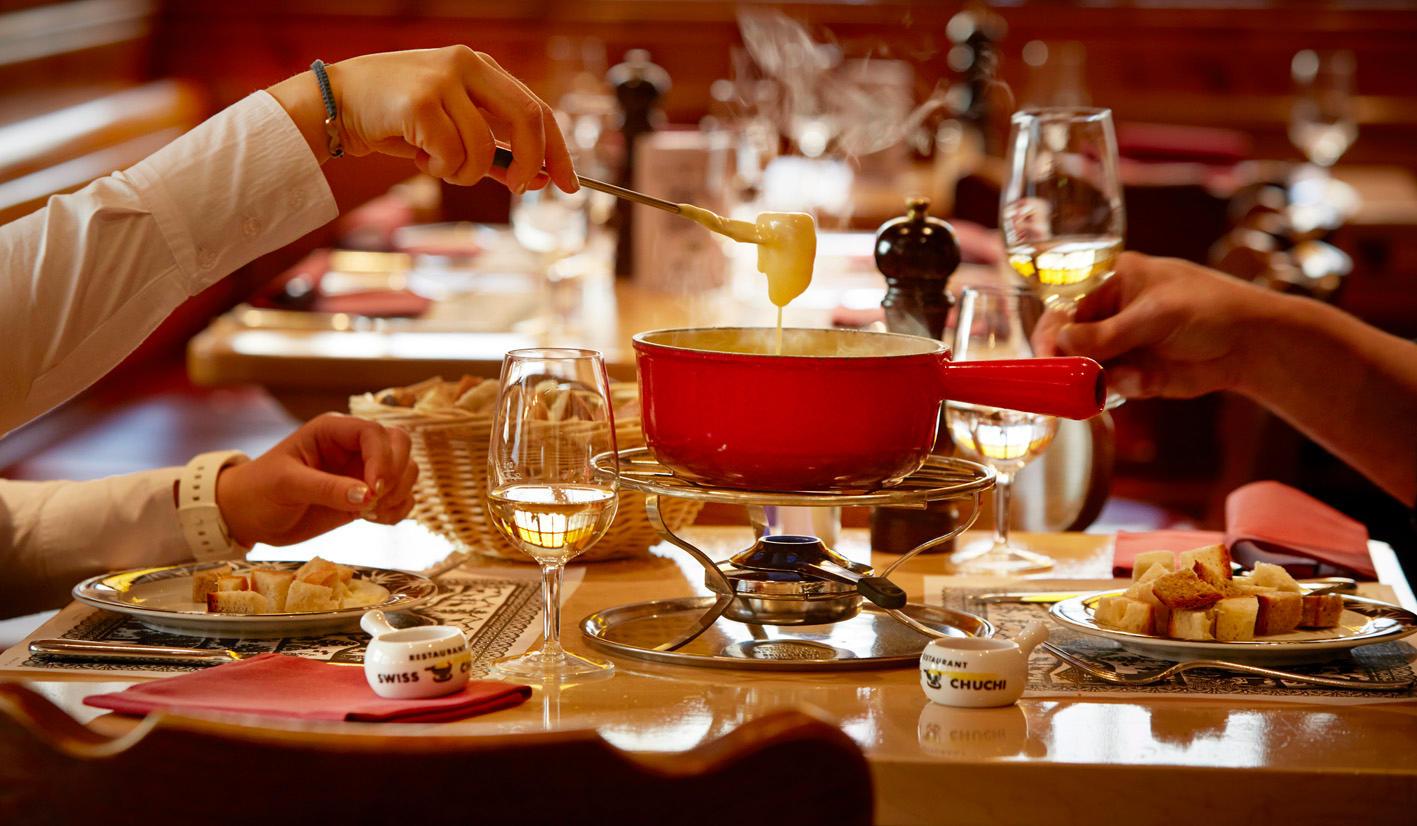 Restaurant Swiss Chuchi Zürich