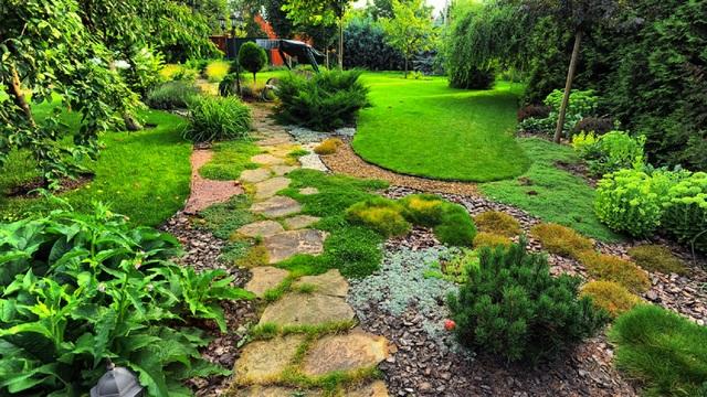 Snow Garden Maintenance & Landscape Management