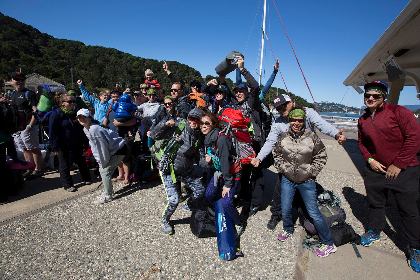 Sold Out - Angel Island Campout