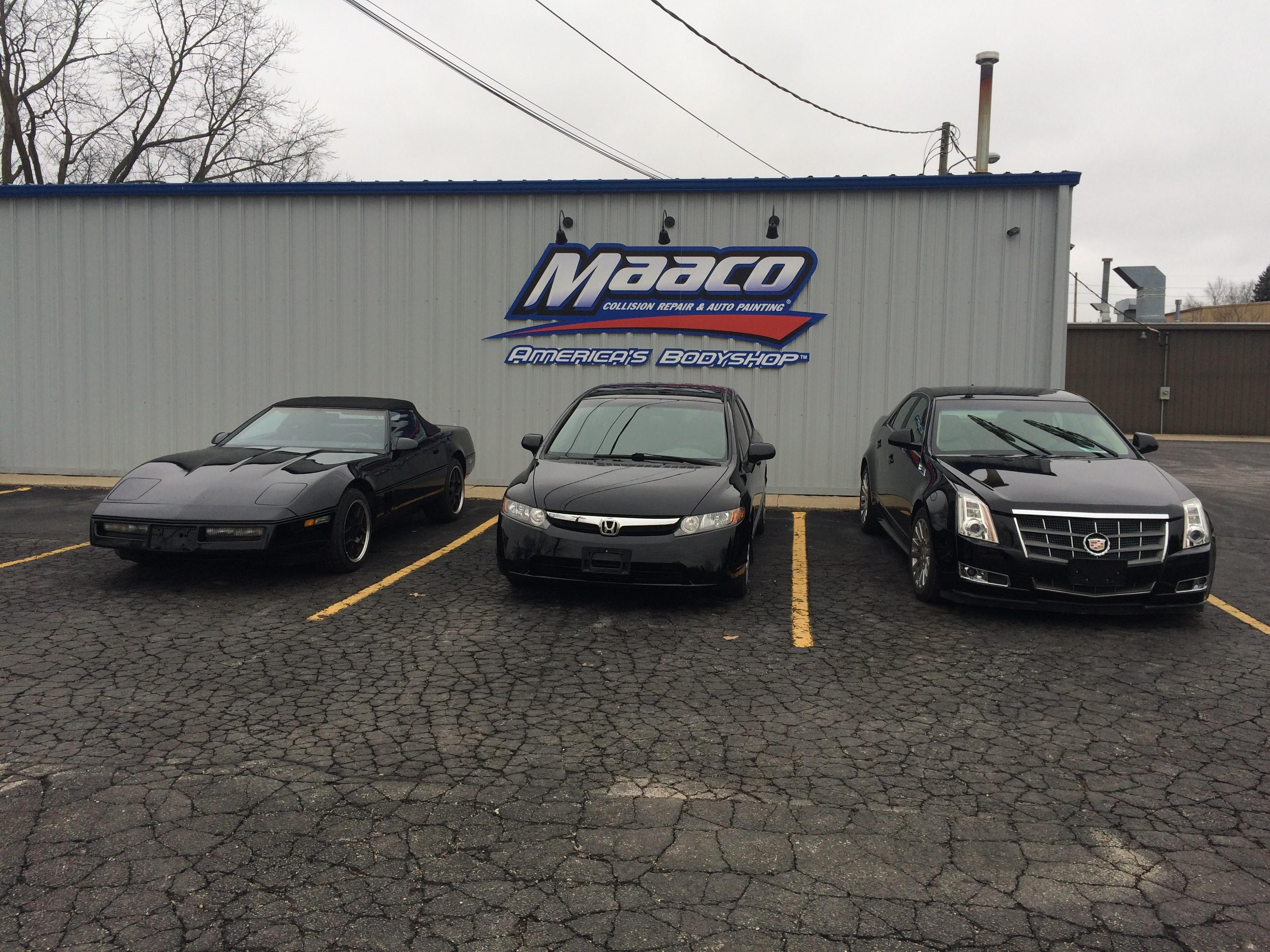 Maaco Collision Repair & Auto Painting In Bloomington, IL