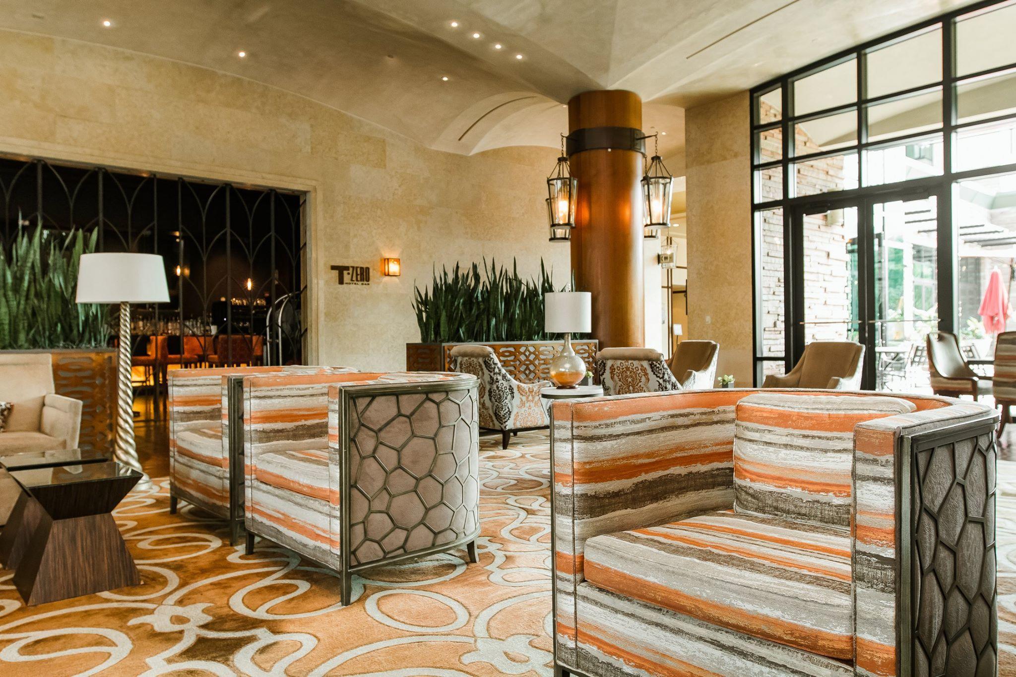 St. Julien Hotel & Spa - Lobby