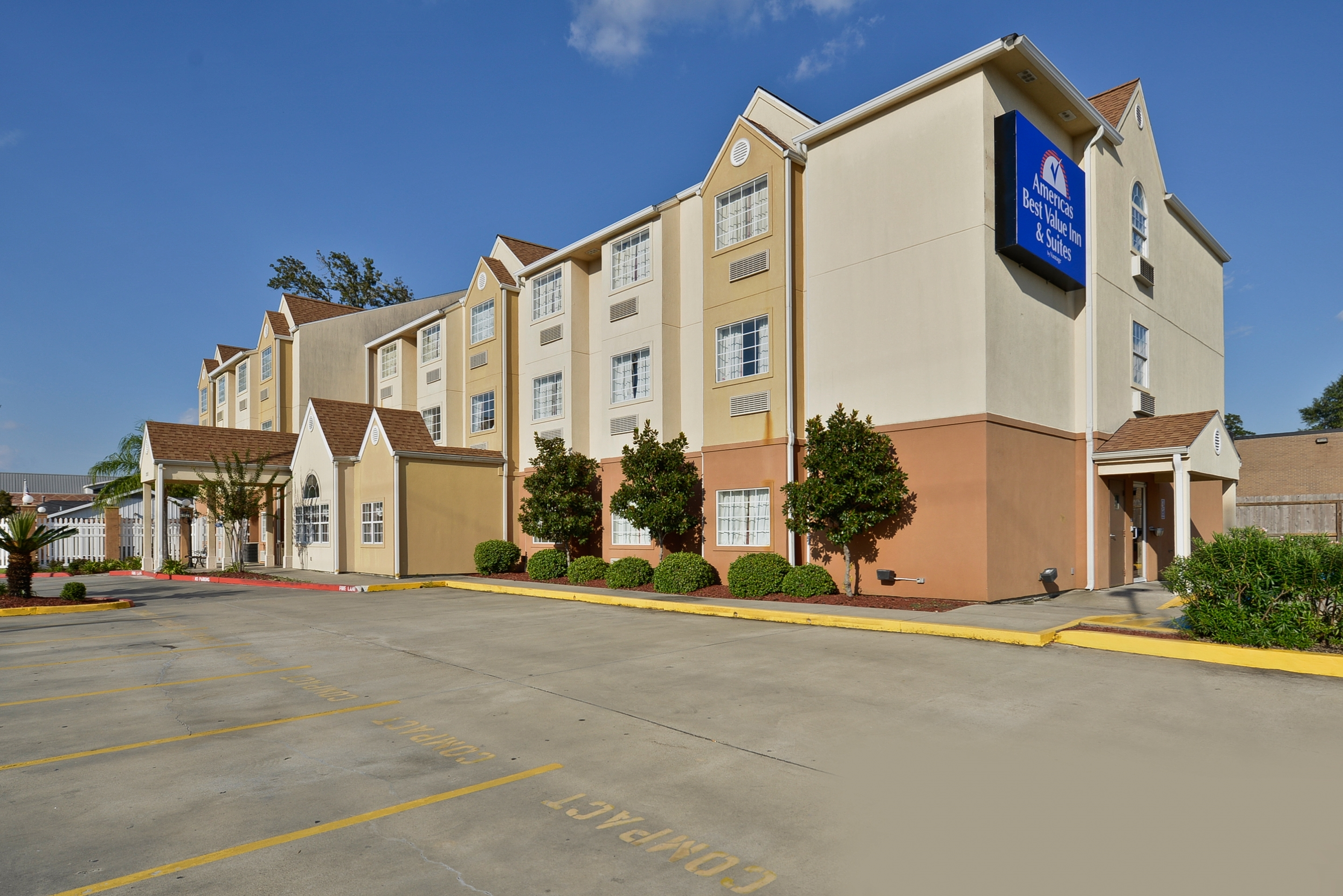 Americas Best Value Inn  U0026 Suites - Lake Charles    I