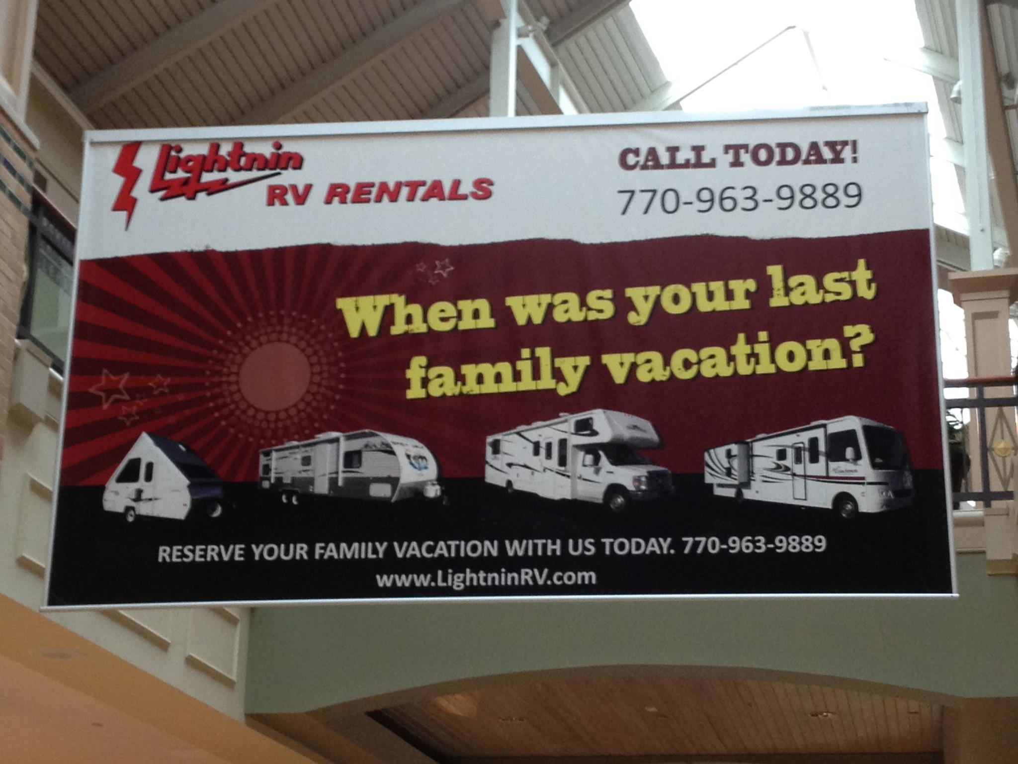 Lightnin RV Rentals