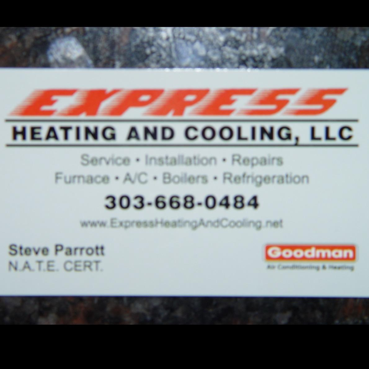 Express Heating and Cooling