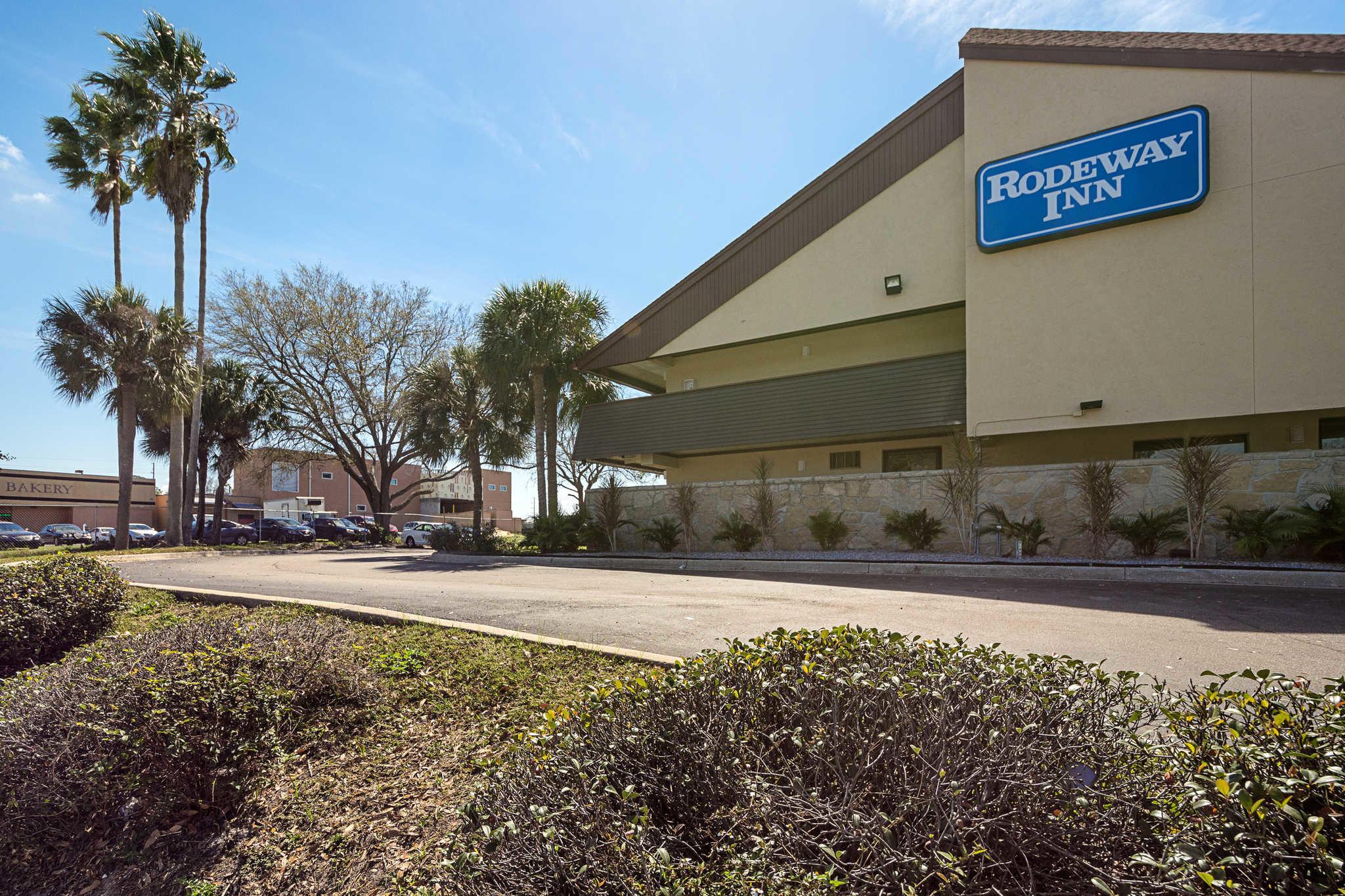 Rodeway Inn Tampa Florida Fl