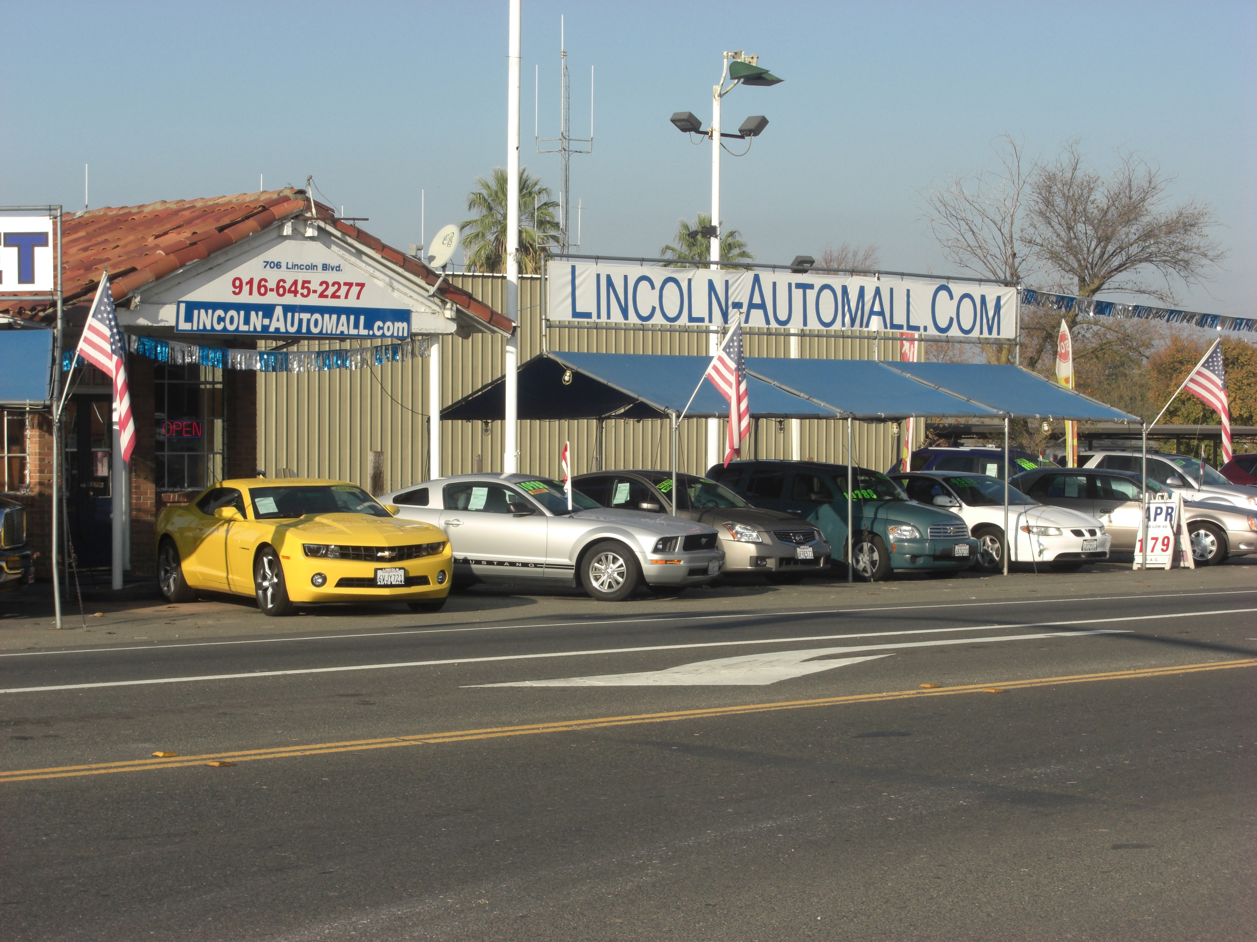 Lincoln Automall