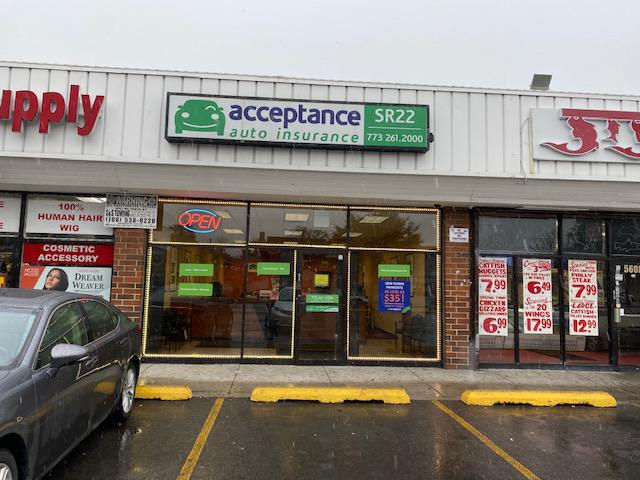 Acceptance Insurance In Chicago 5610 W Madison St Insurance In Chicago Opendi Chicago