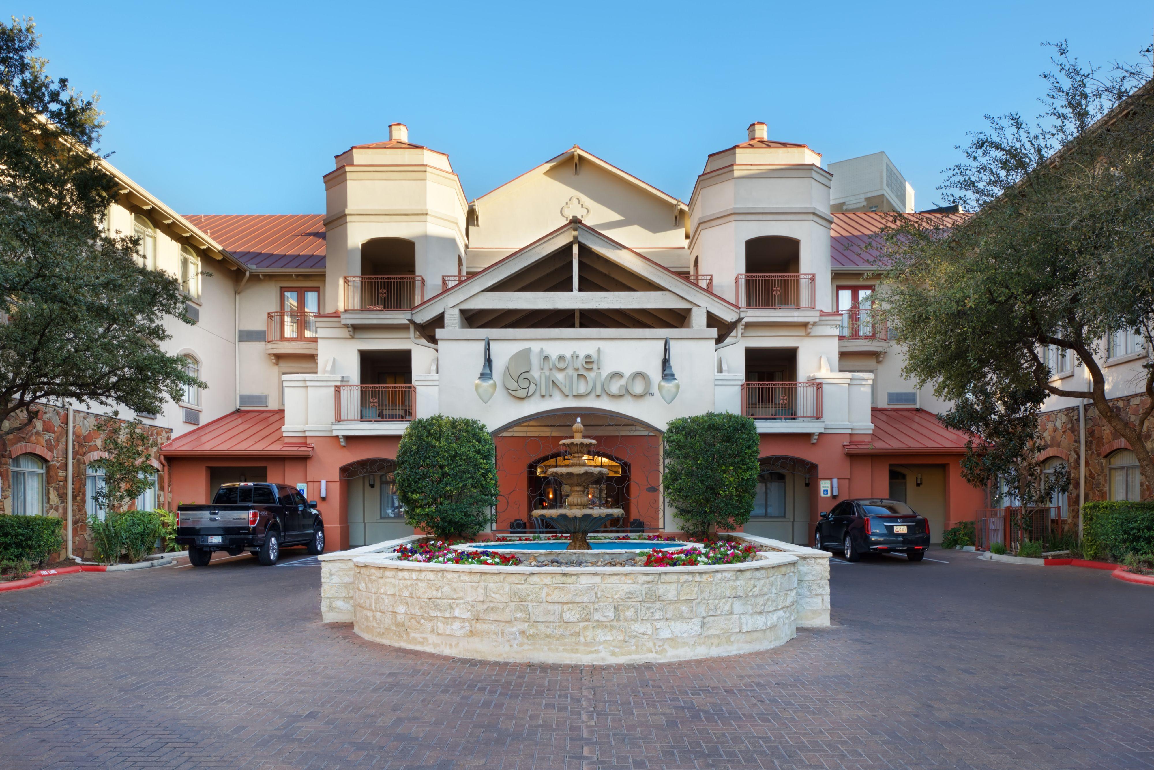 Hotel Indigo San Antonio Riverwalk San Antonio Texas Tx