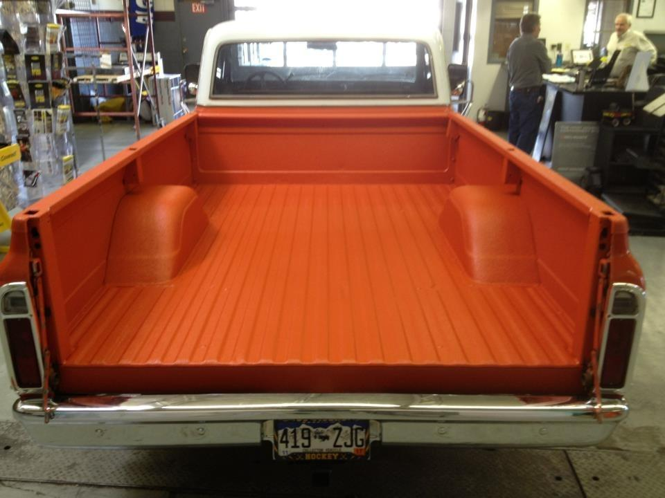 Line X Of Colorado Springs Spray On Truck Bed Liners
