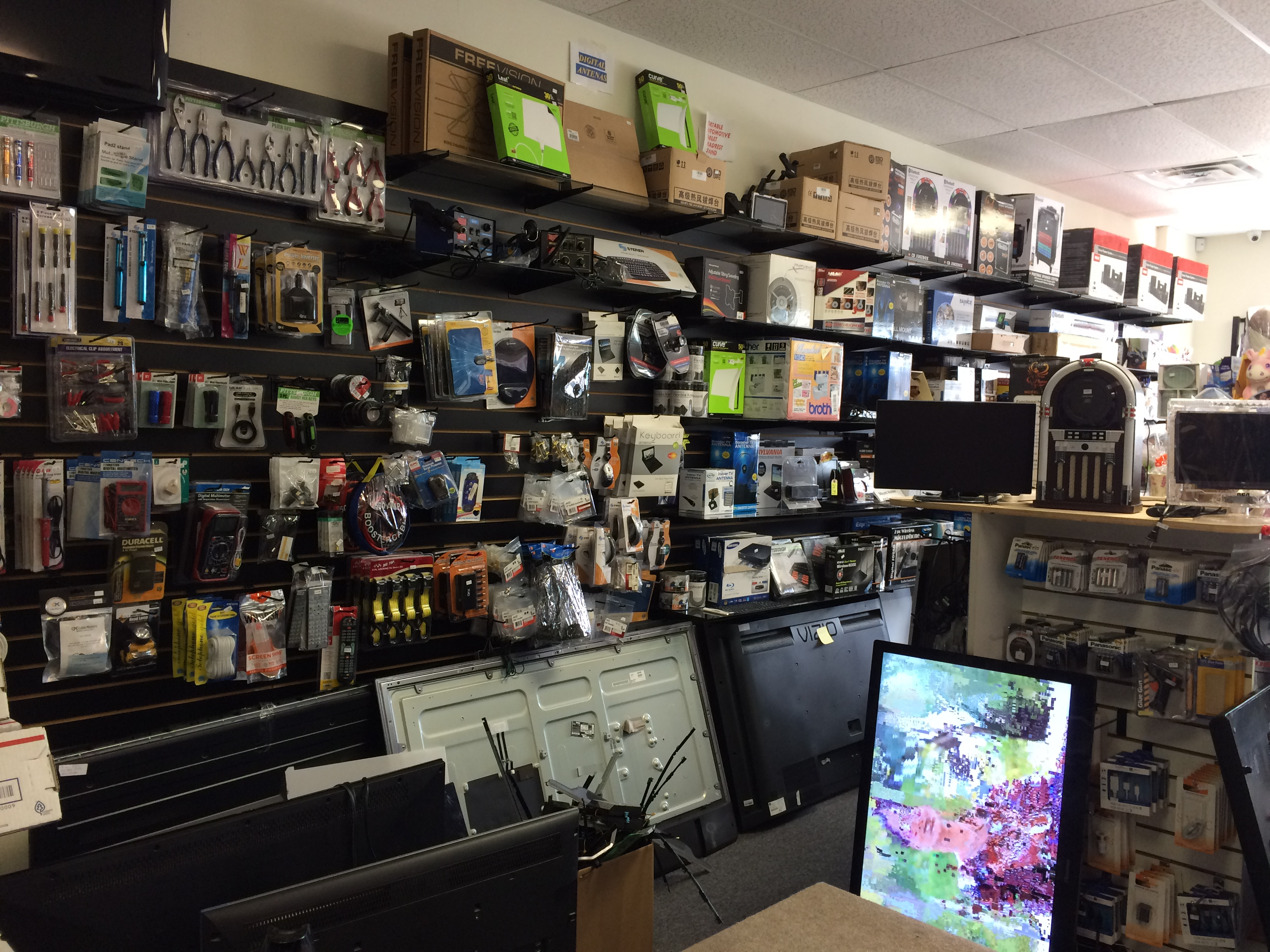 Electronic store coupons