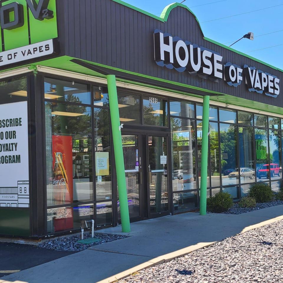 House Of Vapes 2 Smoke Shop SLC UT