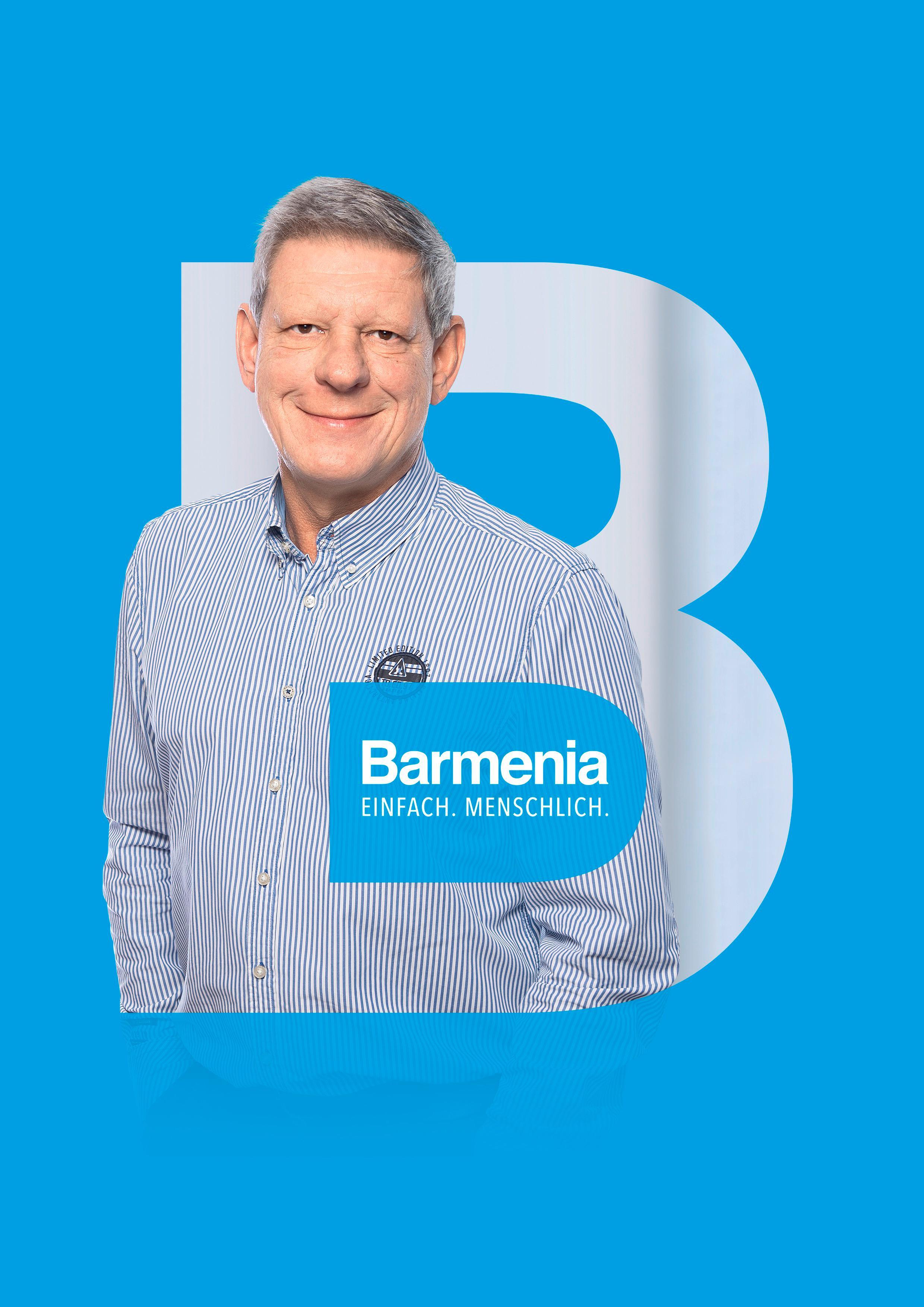 Andreas Schmidtke. Ihr Ansprechpartner für die Barmenia Versicherung in Essen.