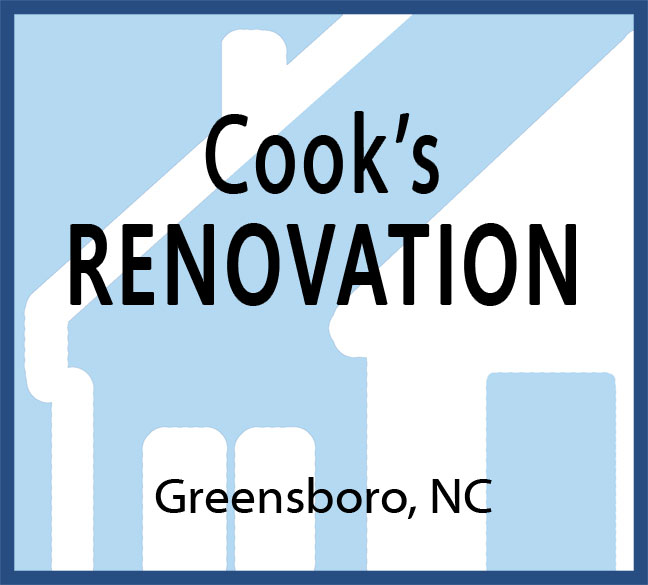 Cook's Renovation