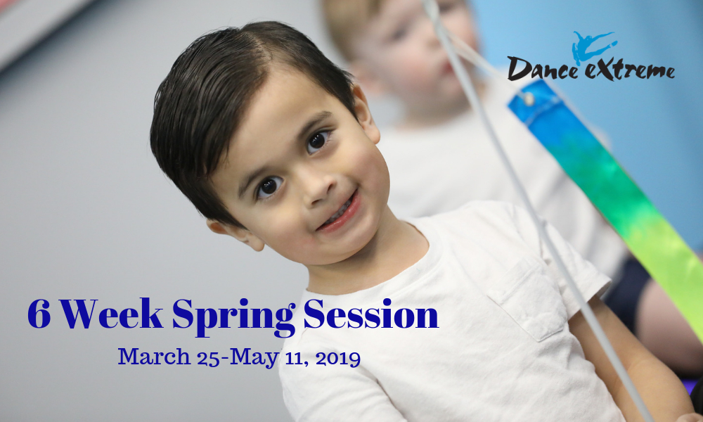 Dance Extreme Inc in London: 6 Week Spring Session starting soon!
