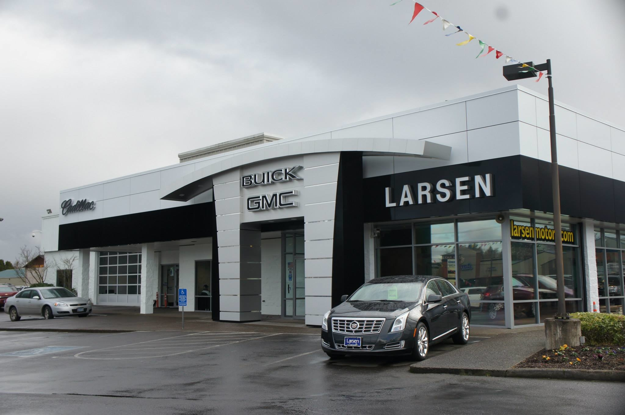 larsen motor company in mcminnville or 97128