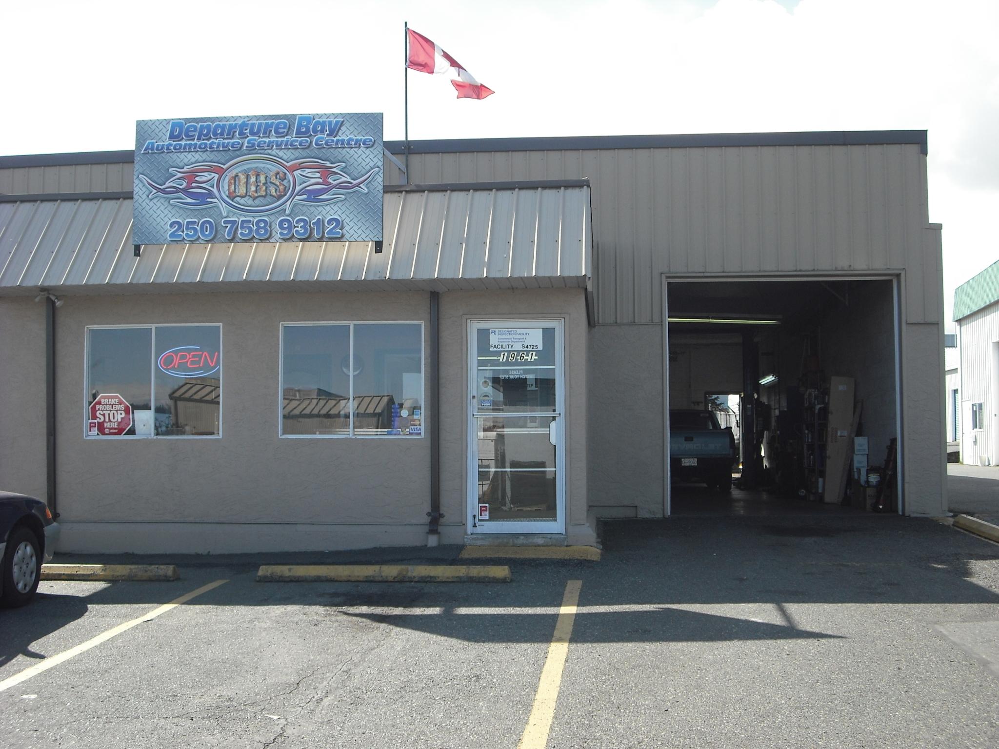 Departure Bay Automotive Service Centre in Nanaimo BC. Departure Bay Automotive Service Centre Nanaimo (250)758-9312