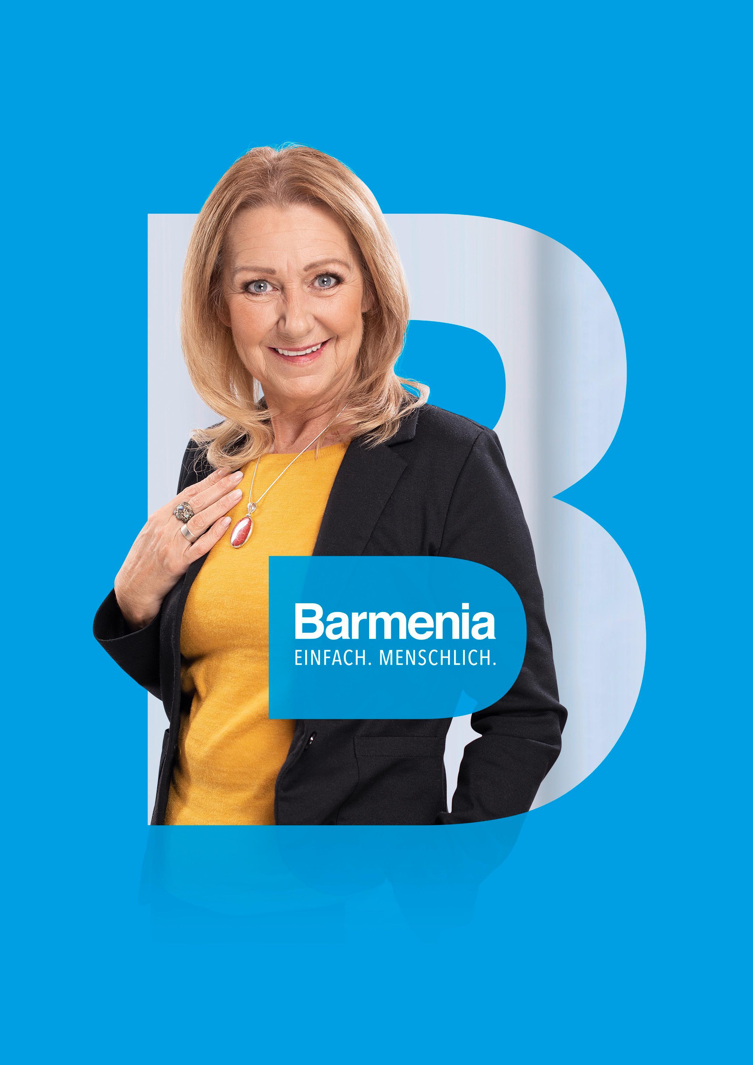 Christiane Mathes. Ihre Ansprechpartnerin für die Barmenia Versicherung in Dreieich.