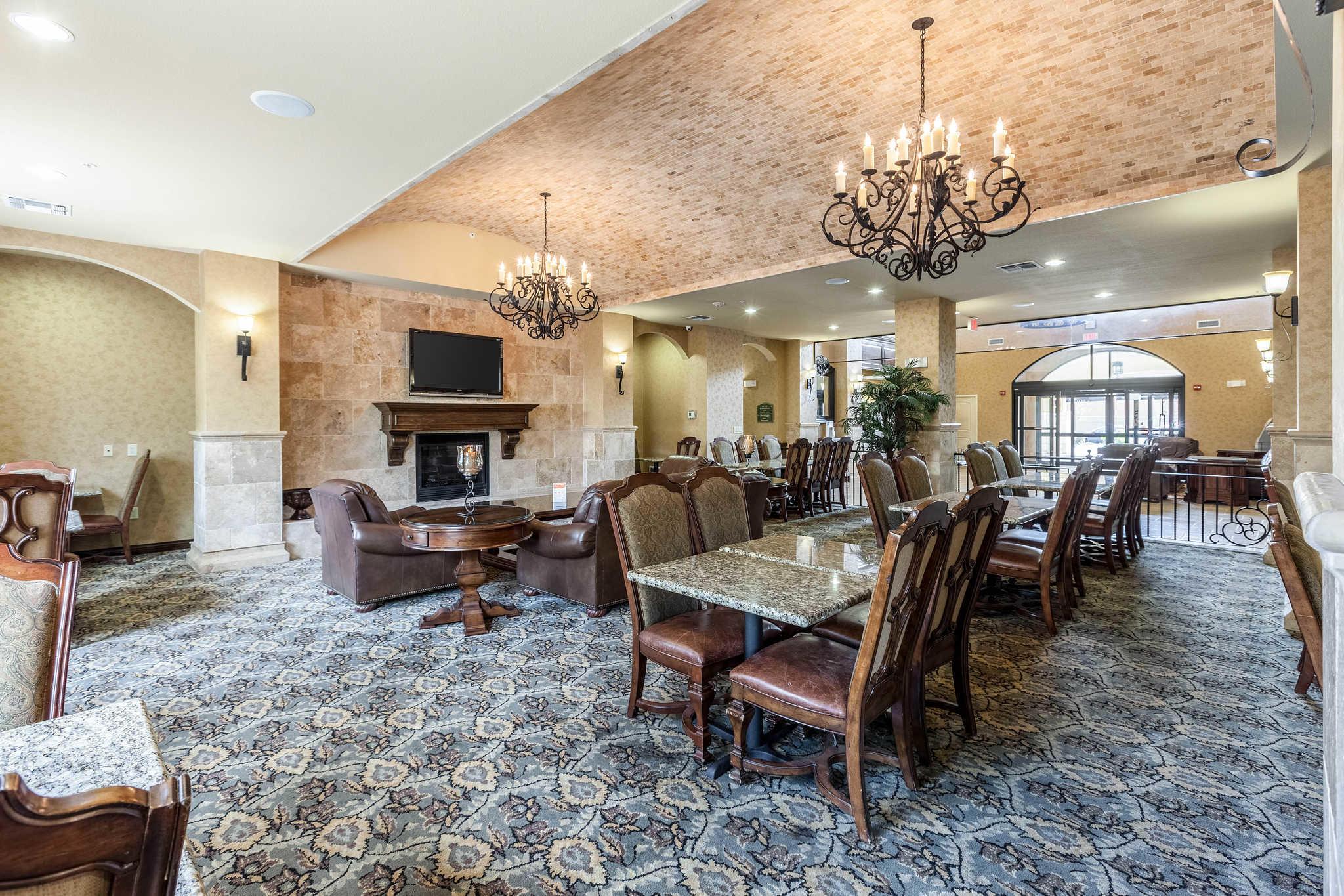 Comfort Suites Alamo Riverwalk Hotel San Antonio Tx