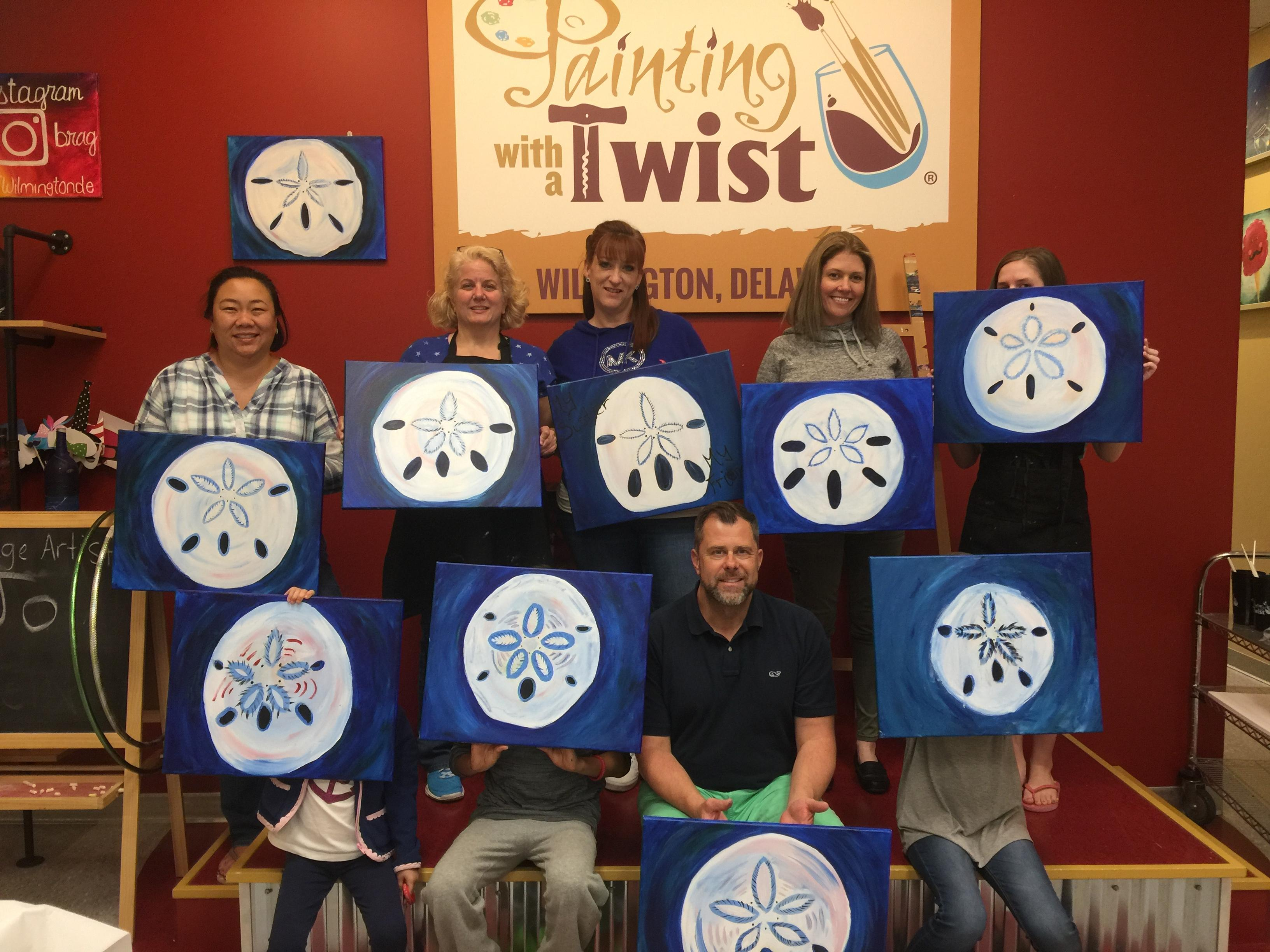 Painting with a twist coupons near me in wilmington 8coupons for Painting with a twist chicago