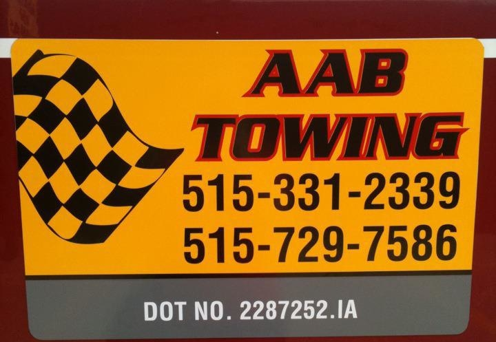 AAB Towing