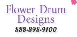 Flower Drum Designs