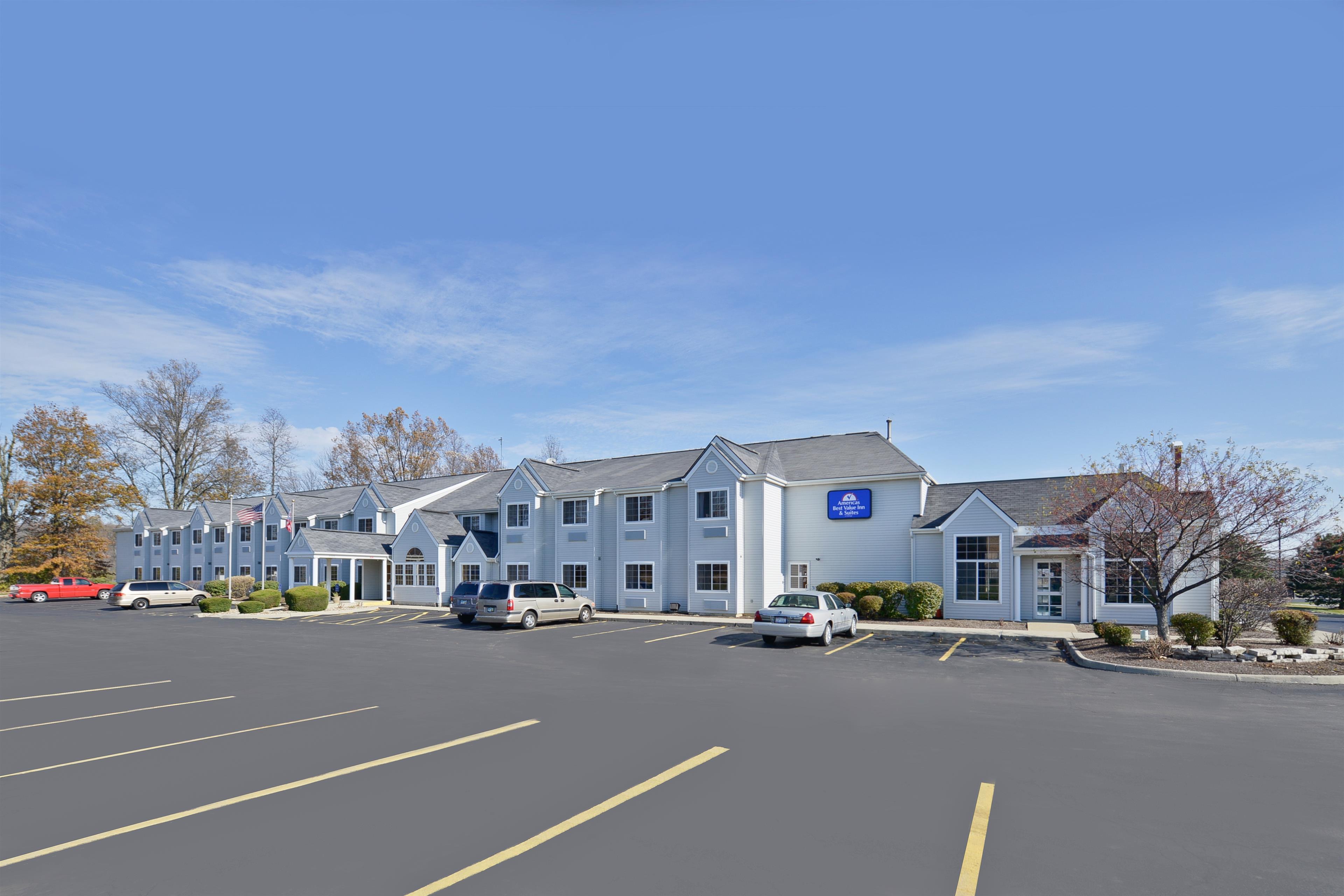 Motels Near Delaware Ohio