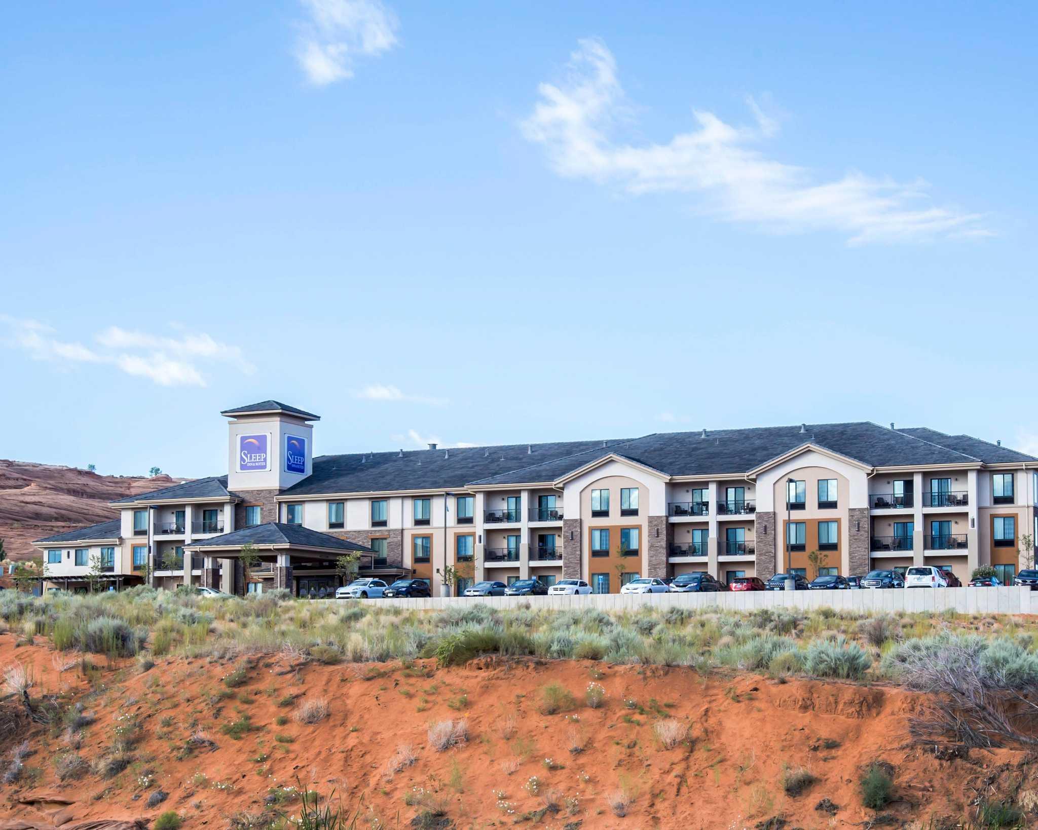 Hotels In Lake Powell Az