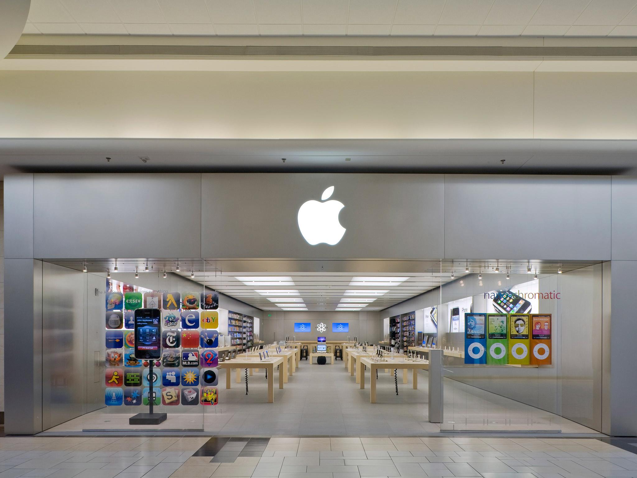 Park City Lancaster Pa Apple Store