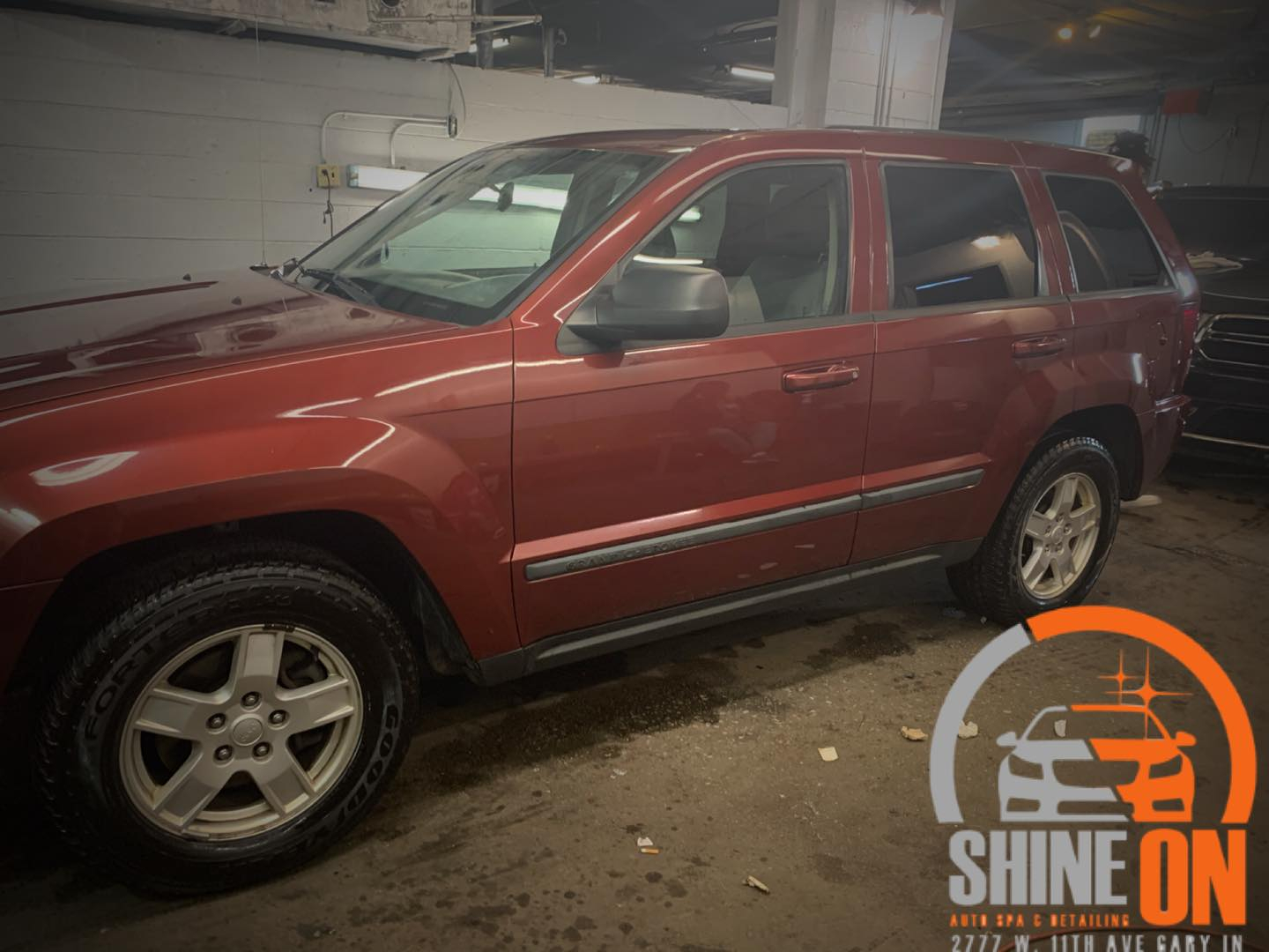 Auto Detailing in Gary, IN Shine On Auto Spa and Detailing Gary (219)487-5373