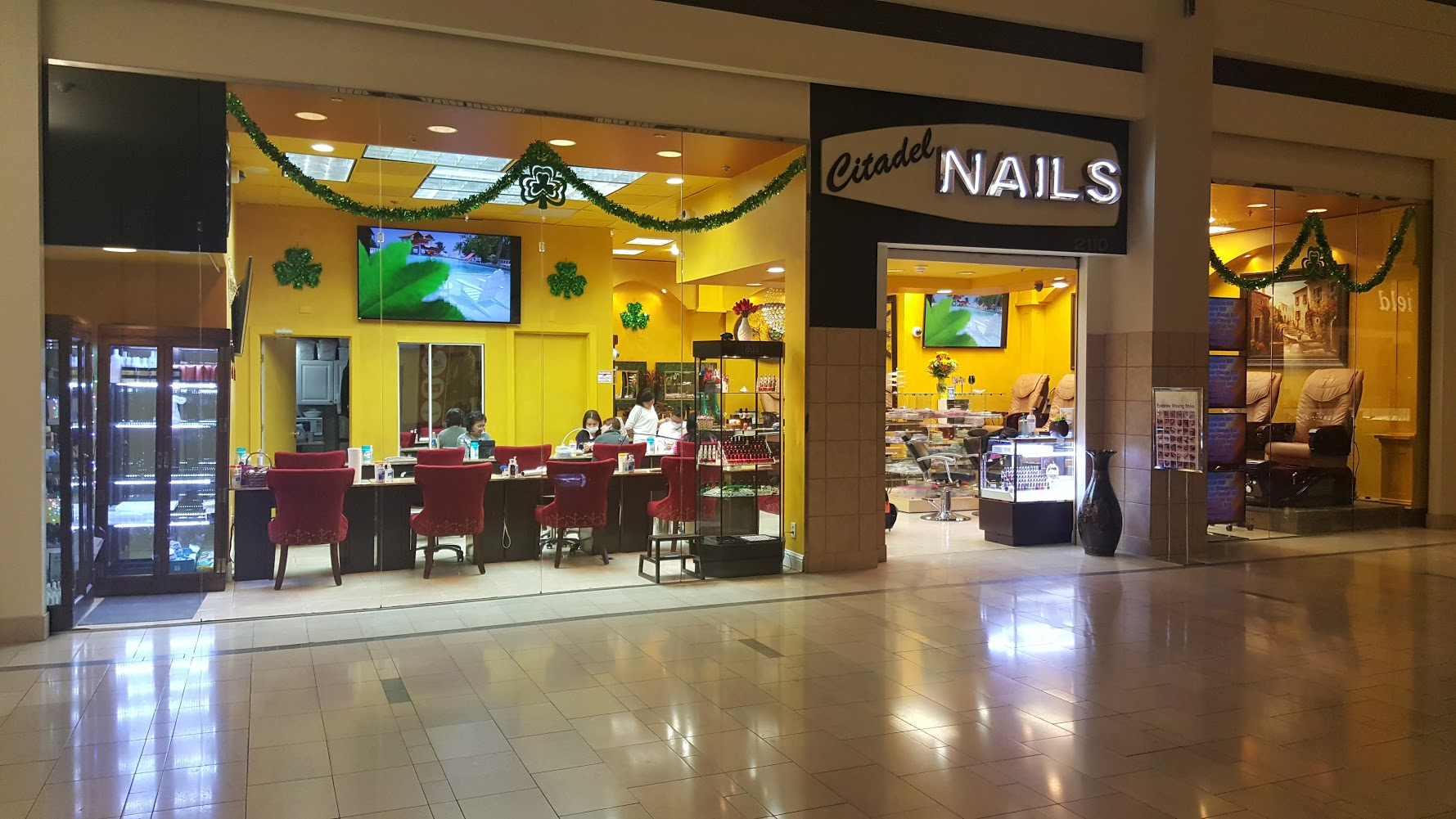 Nail Salons In Co Springs- HireAbility