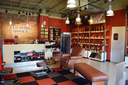 Red Wing Shoe Store Near Me