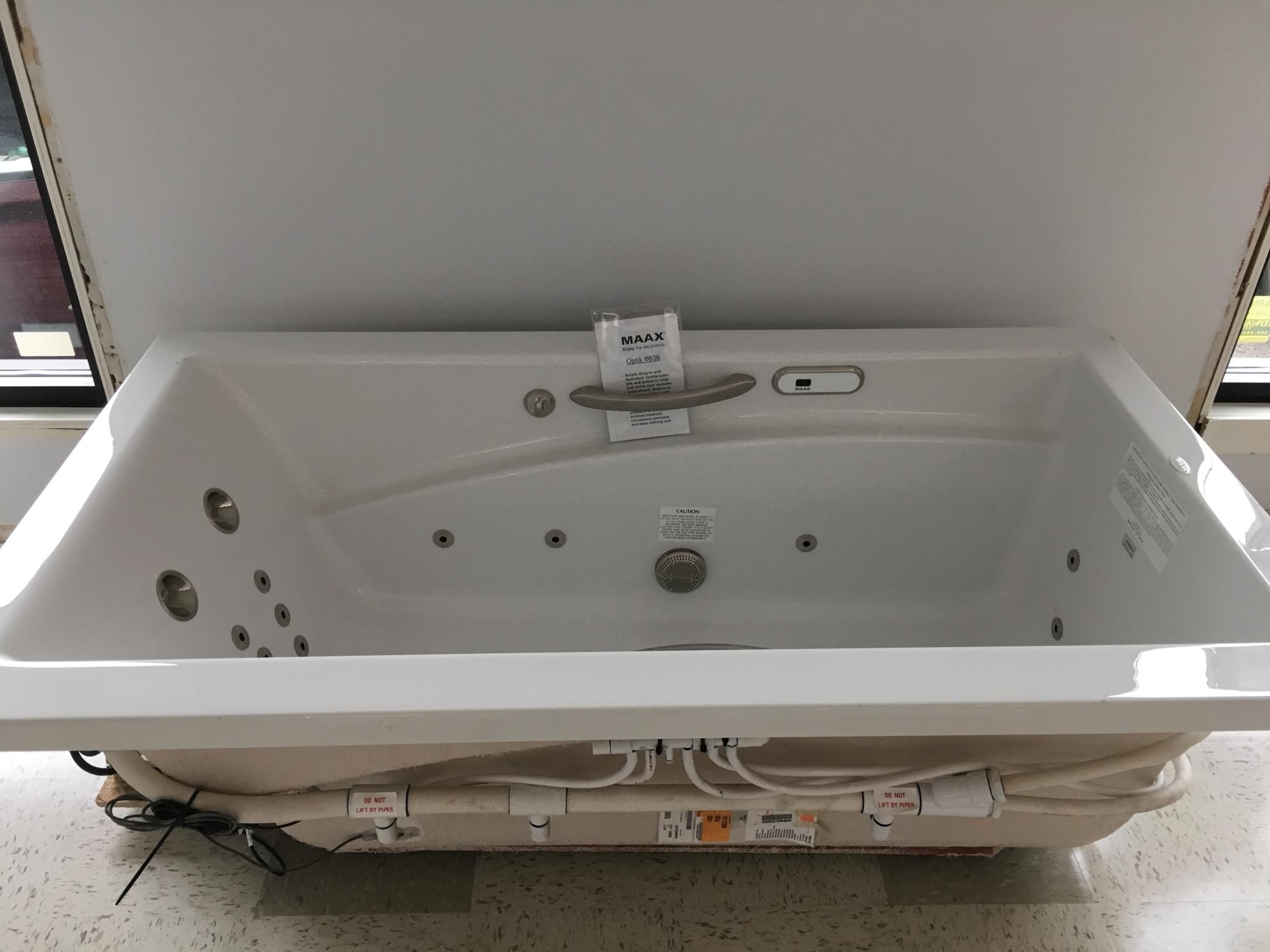 Burgess Plumbing Heating & Electrical Co Ltd in Williams Lake: je tub