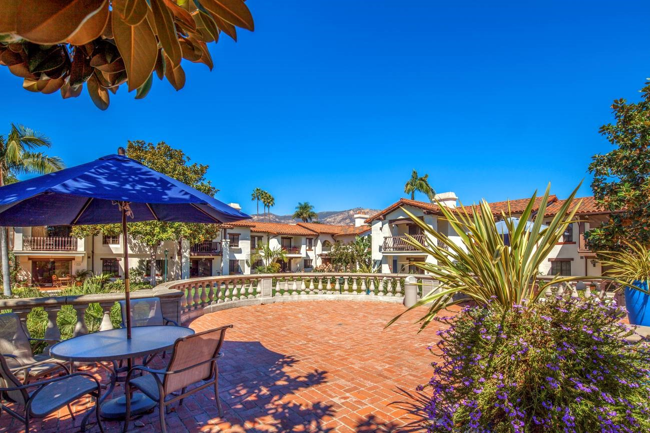 Covenant Living At The Samarkand Santa Barbara California
