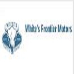 white 39 s frontier motors in gillette wy auto dealers yellow pages directory inc. Black Bedroom Furniture Sets. Home Design Ideas