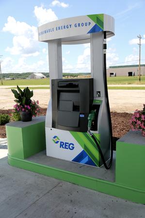 REG Fueling Station