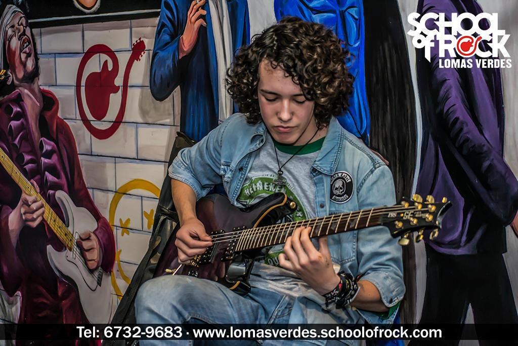 School of Rock Lomas Verdes