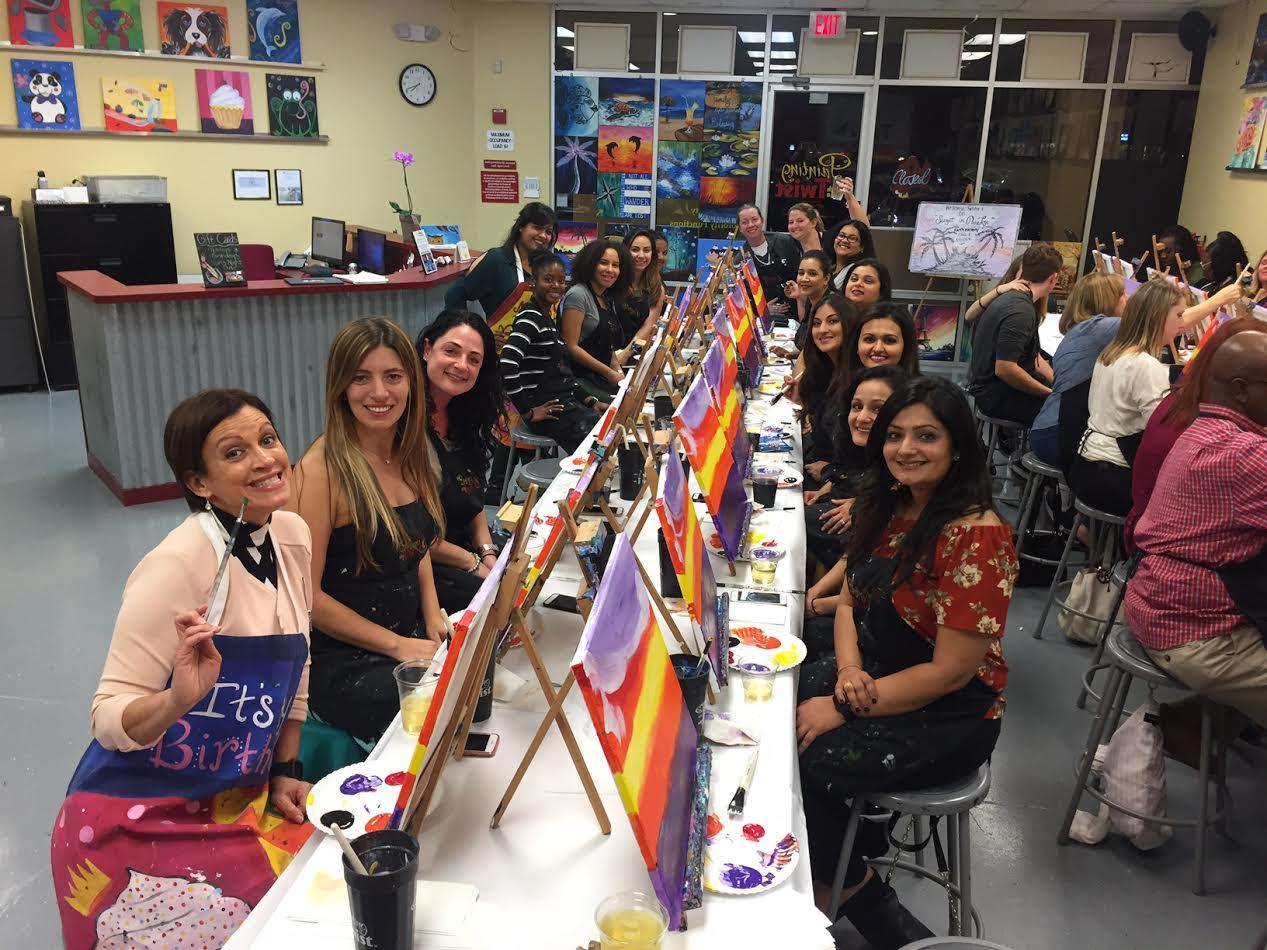 Painting with a twist coupons near me in orlando 8coupons for Painting with a twist chicago