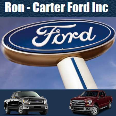 Ron Carter Ford Used Cars