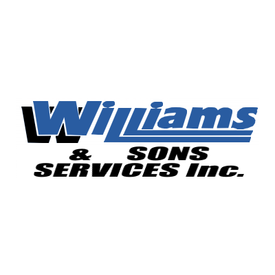 Williams & Sons Services Inc.