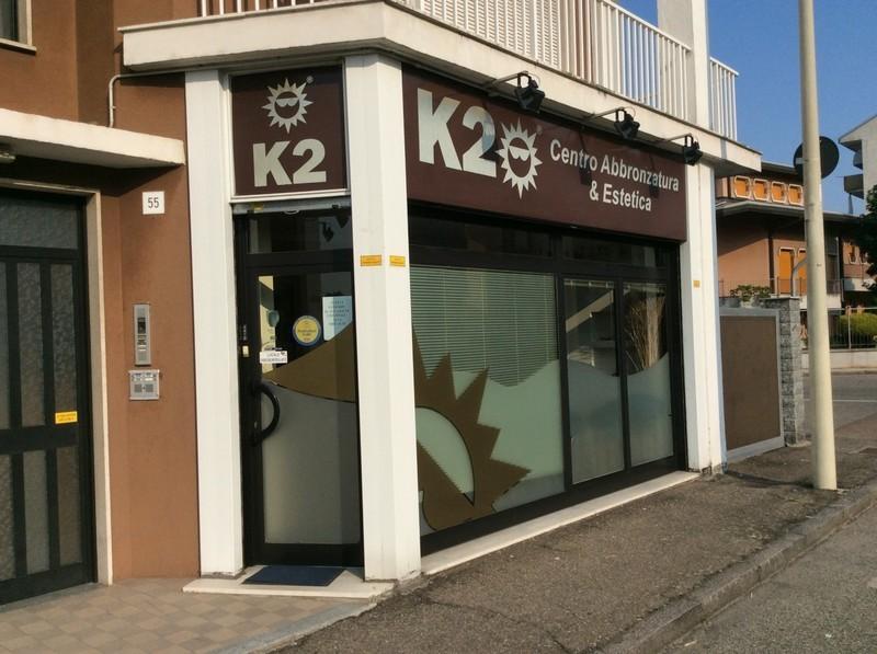 K2 Chocolate Estetica Solarium