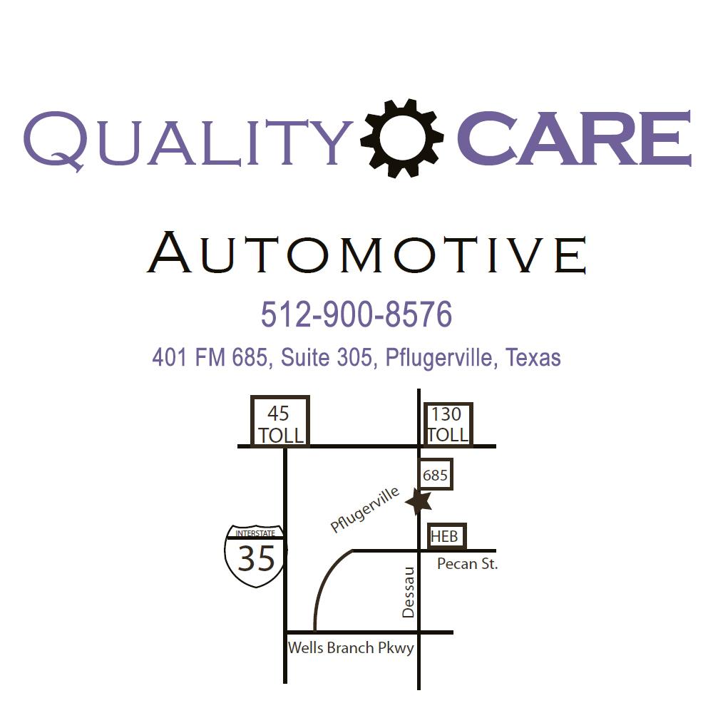Quality CARE Automotive - Auto Repair Pflugerville