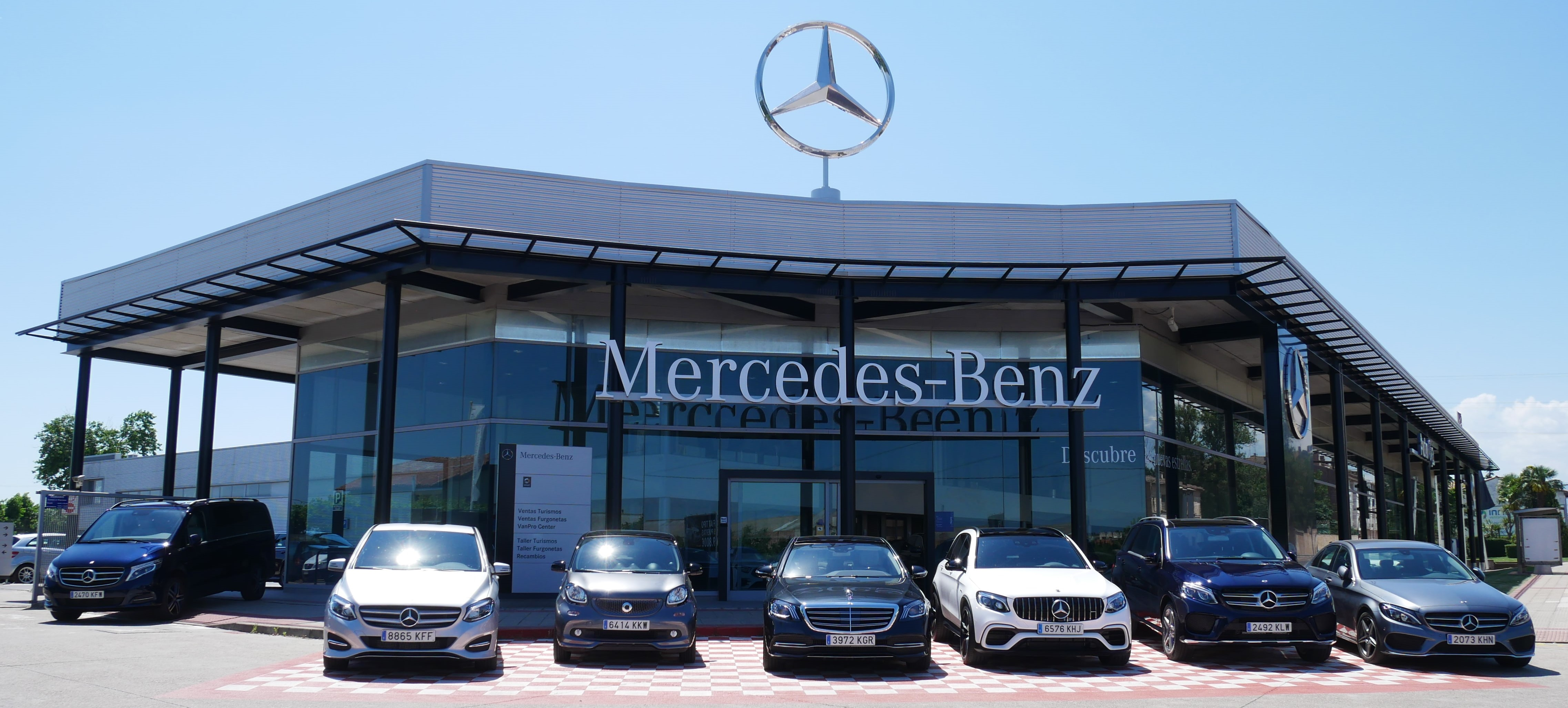 Auto Oja Mercedes-Benz