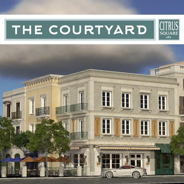 The Courtyard at Citrus